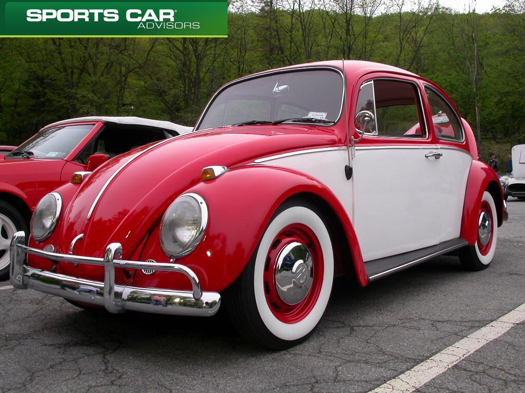 volkswagen beetle HD Wallpaper