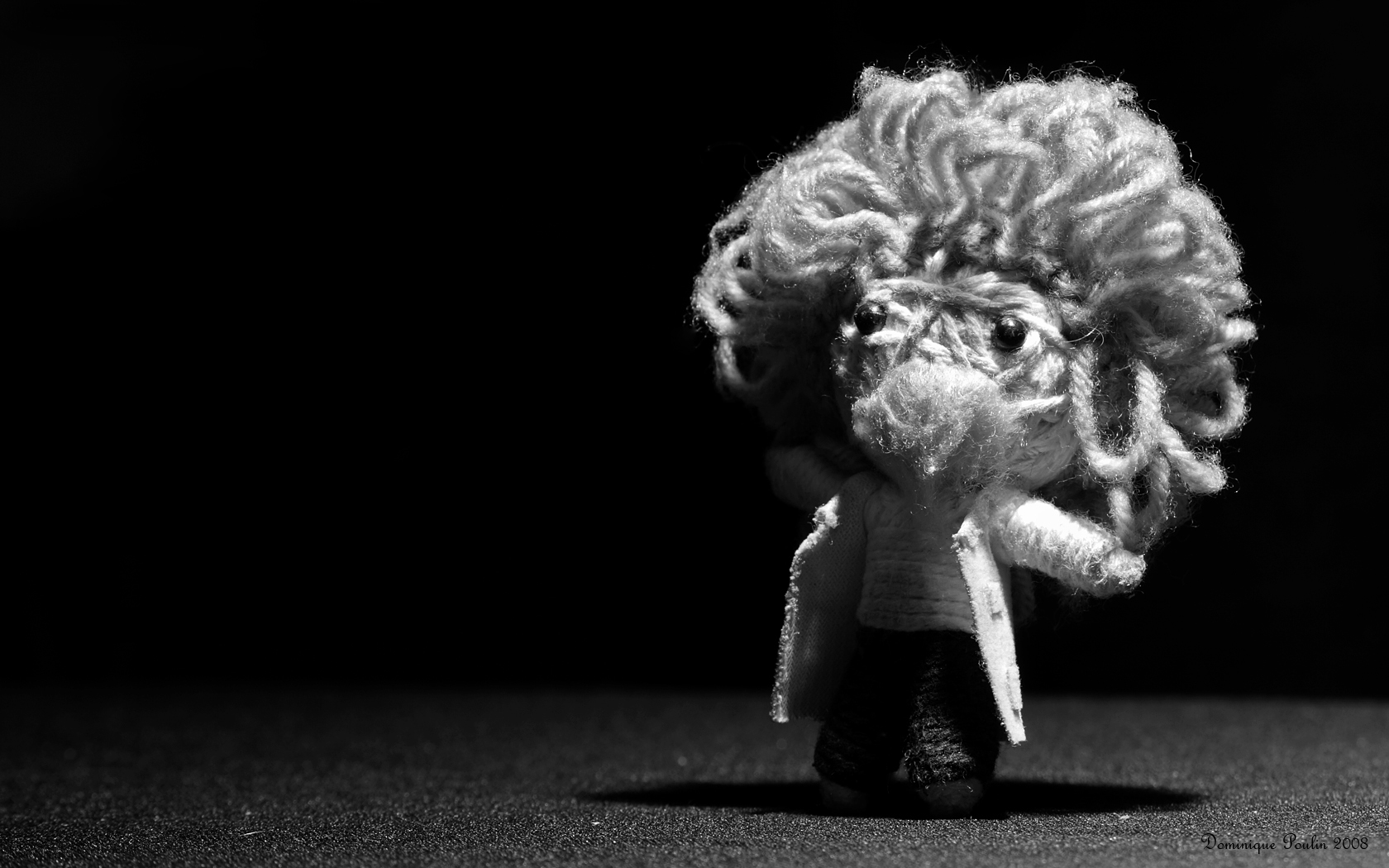 voodoo Einstein by hows HD Wallpaper