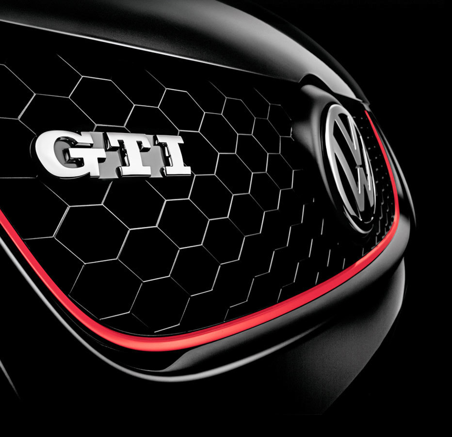 vw GTI emblem Art HD Wallpaper