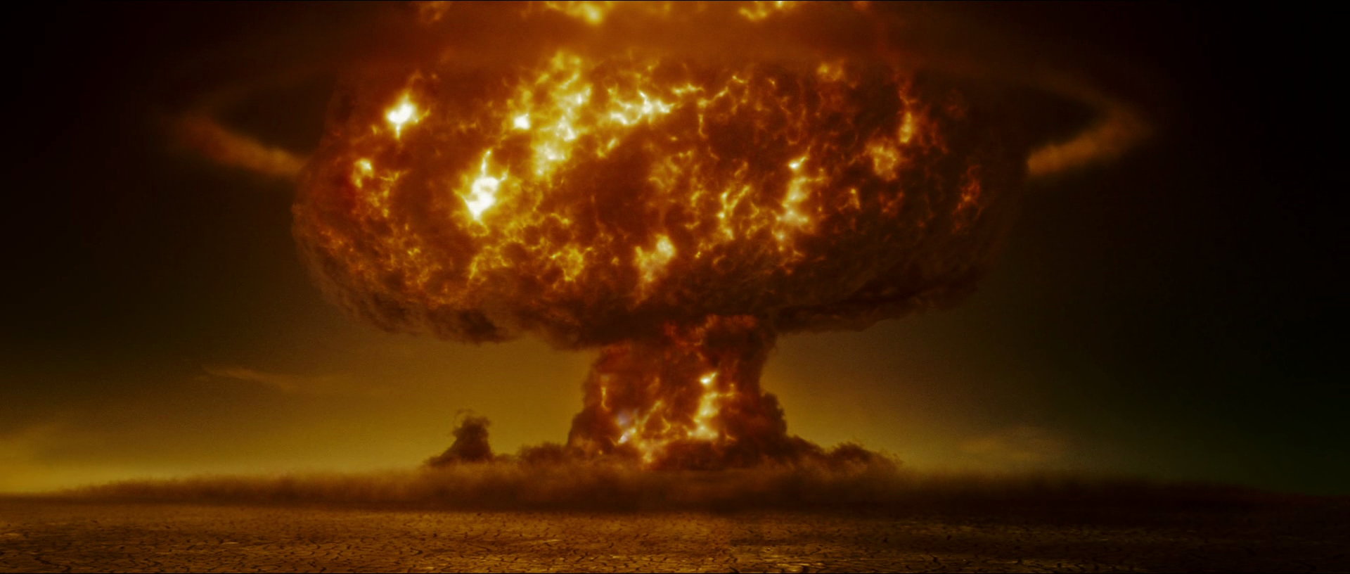 War bombs Nuclear explosions HD Wallpaper