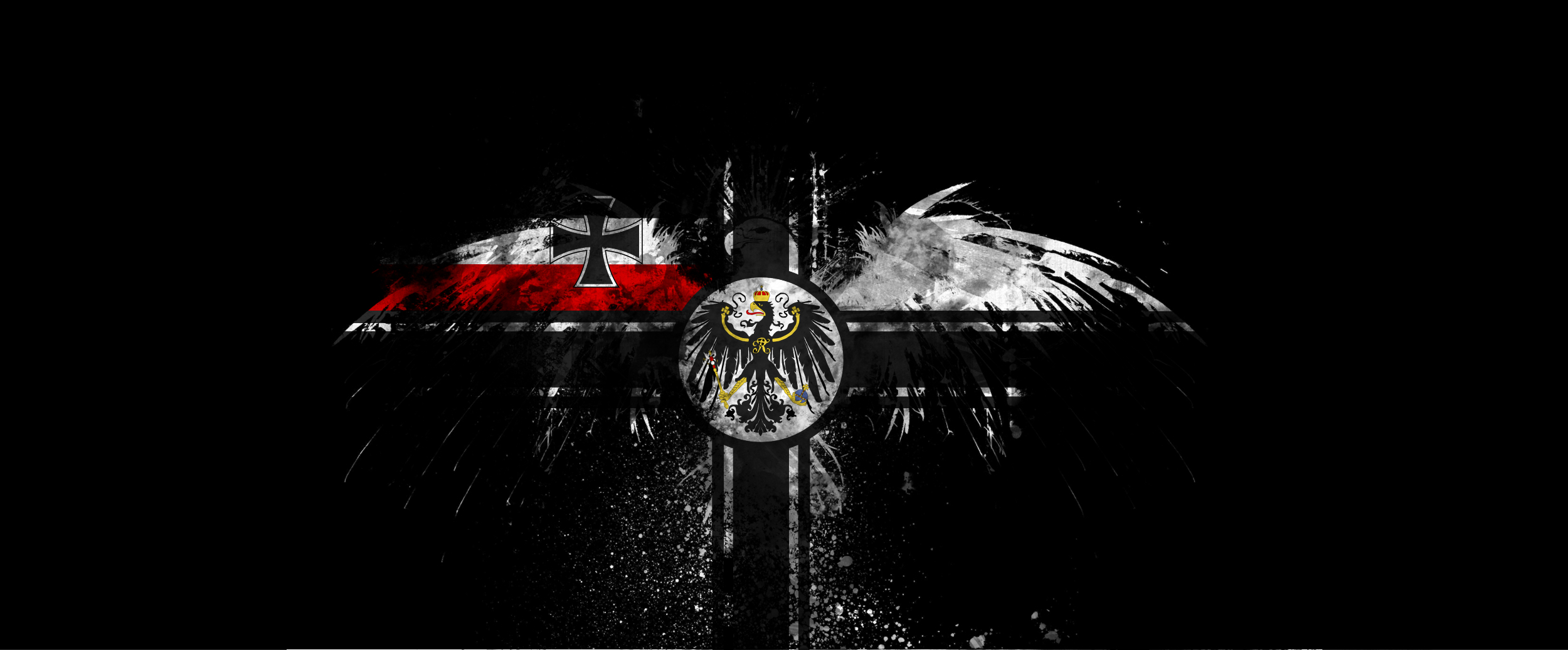War Ensign of germany HD Wallpaper