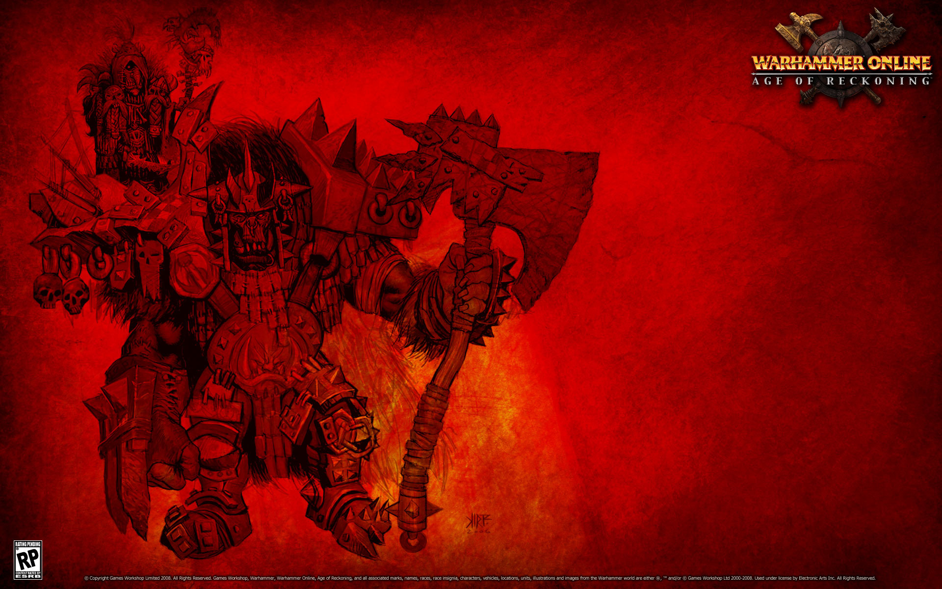 warhammer HD Wallpaper