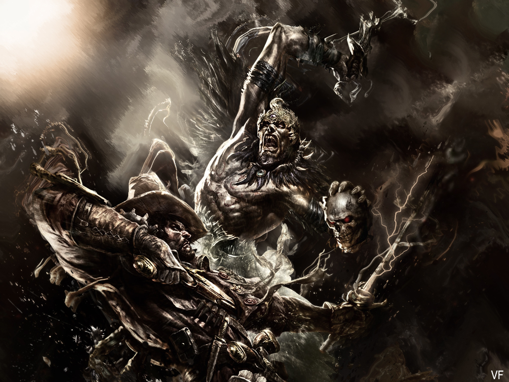 warhammer by game HD Wallpaper