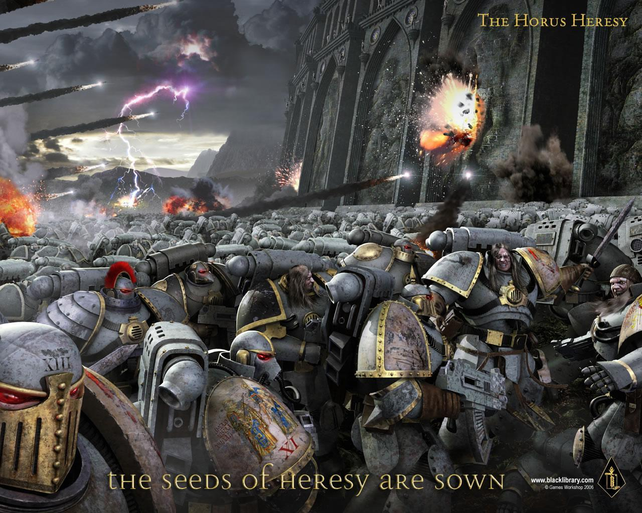 warhammer game HD Wallpaper
