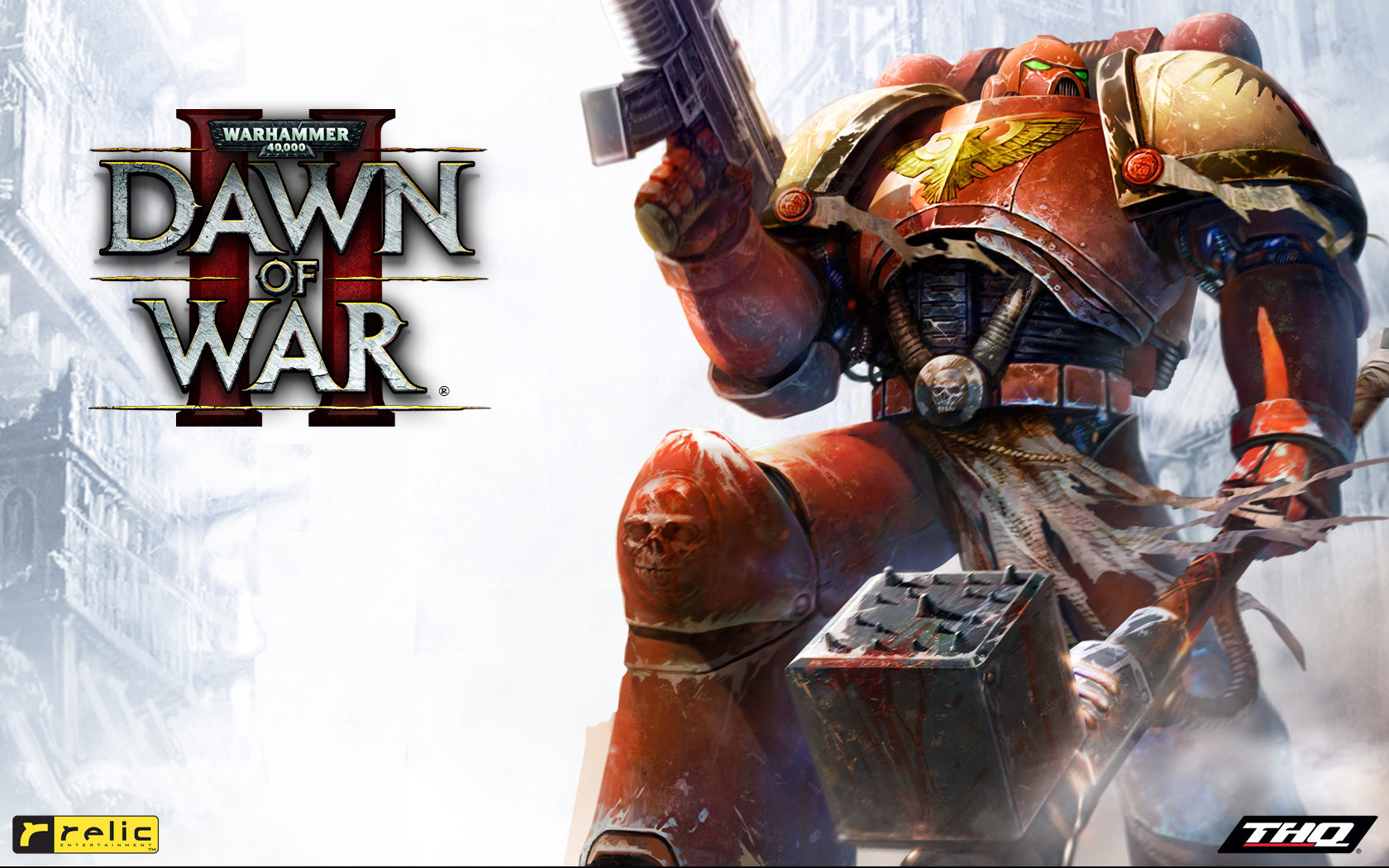 warhammer Space Marines Dawn HD Wallpaper