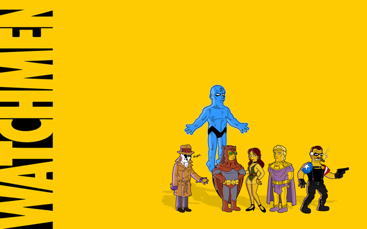 Watchmen Movie HD Wallpaper