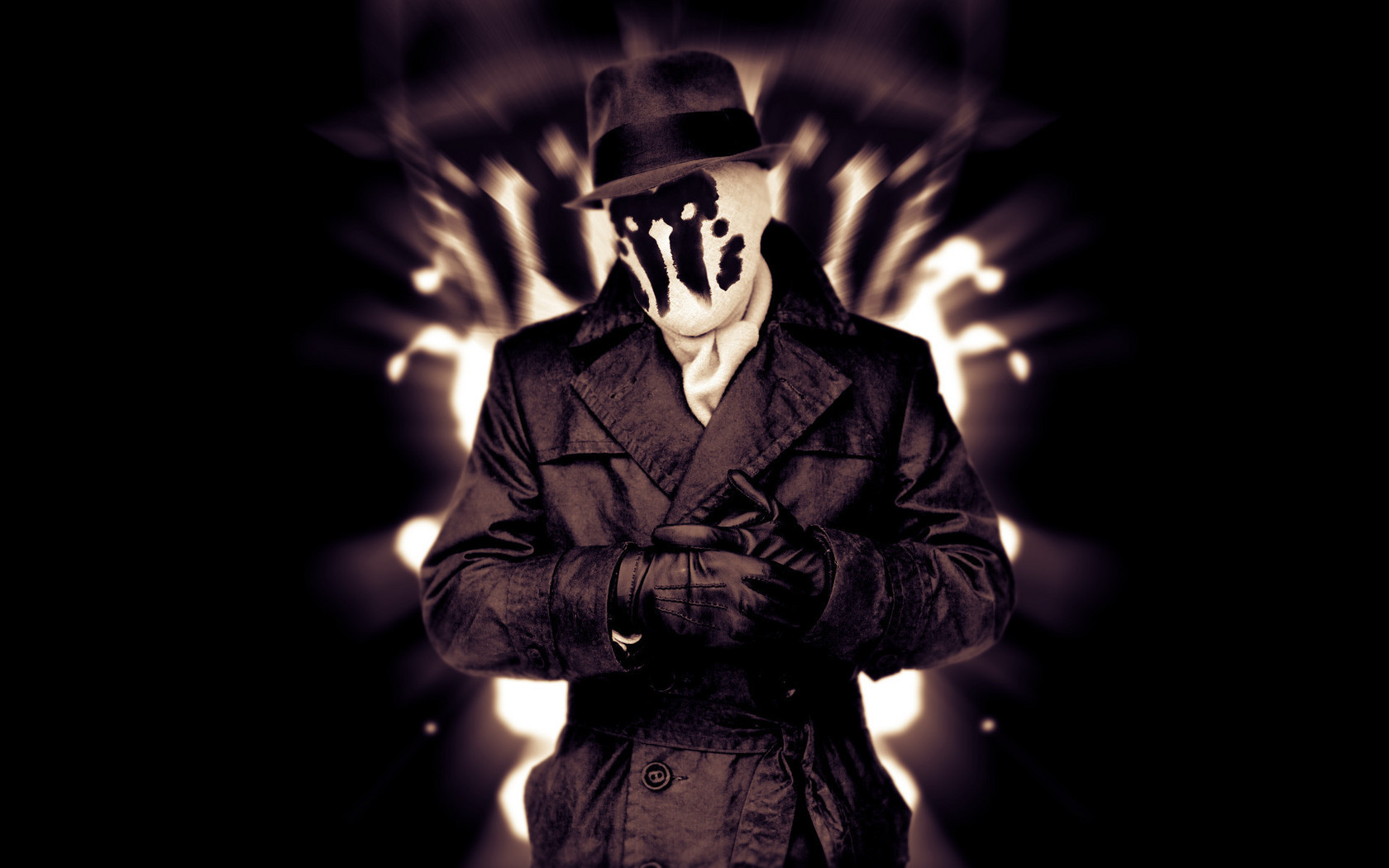 Watchmen Rorschach HD Wallpaper