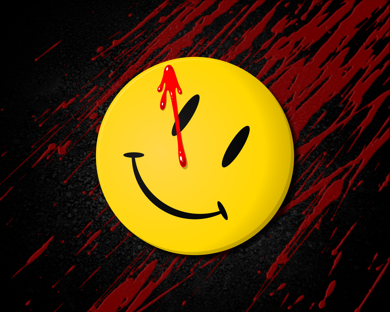 Watchmen smile funny Art HD Wallpaper