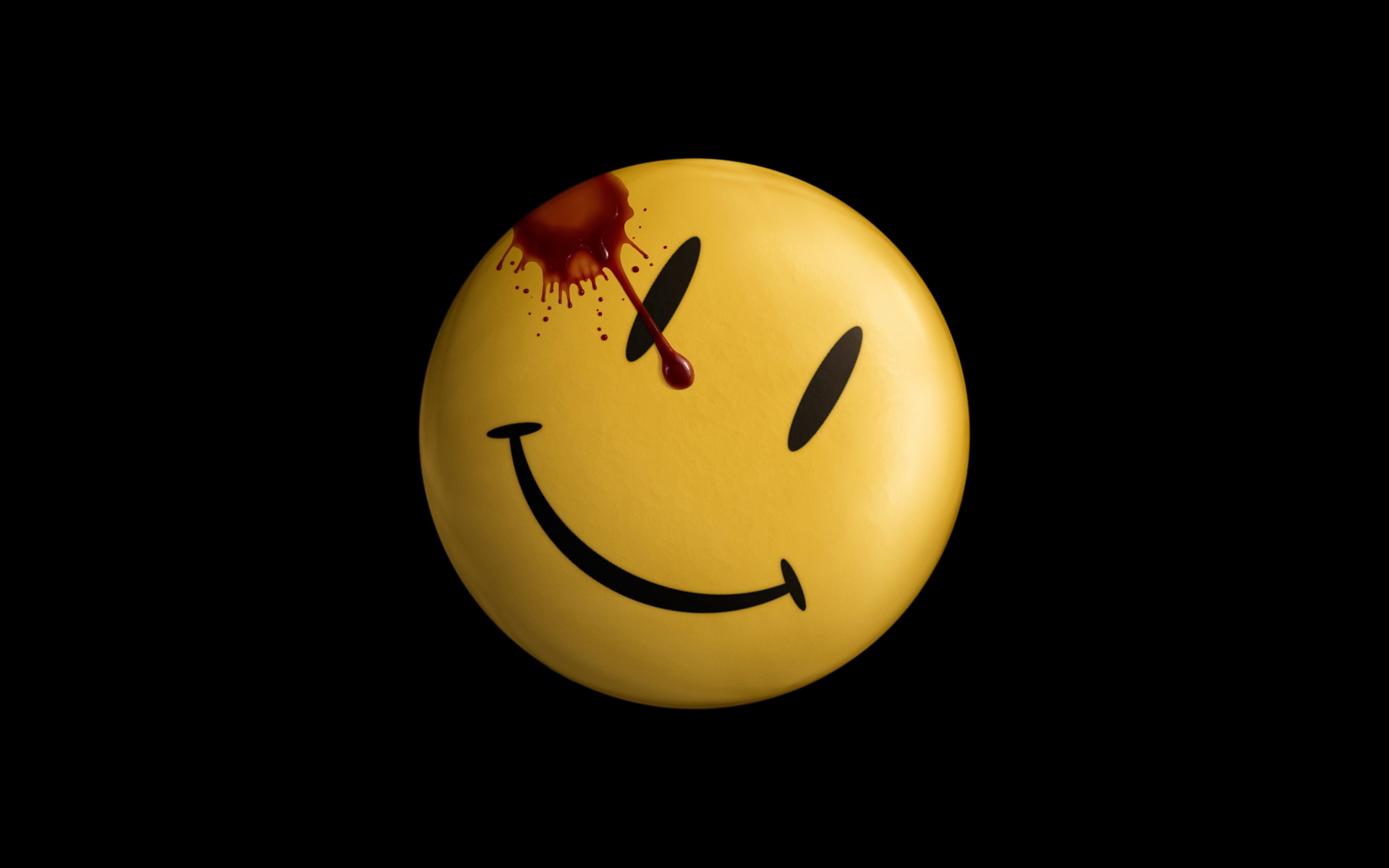 Watchmen smiley face Movie HD Wallpaper