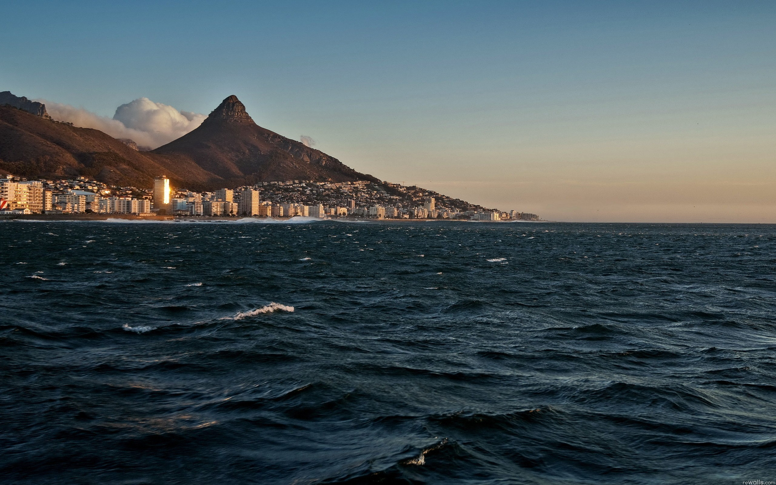 water cape town HD Wallpaper