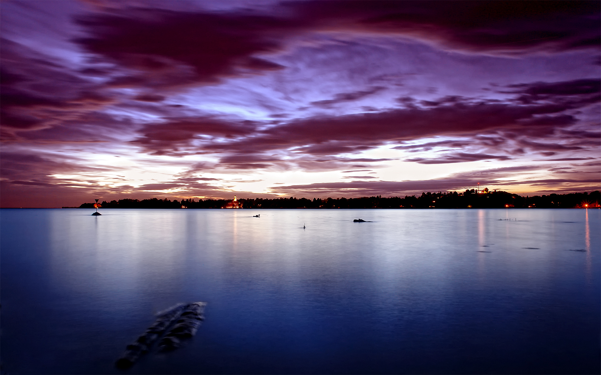 water clouds Landscapes skyscapes HD Wallpaper