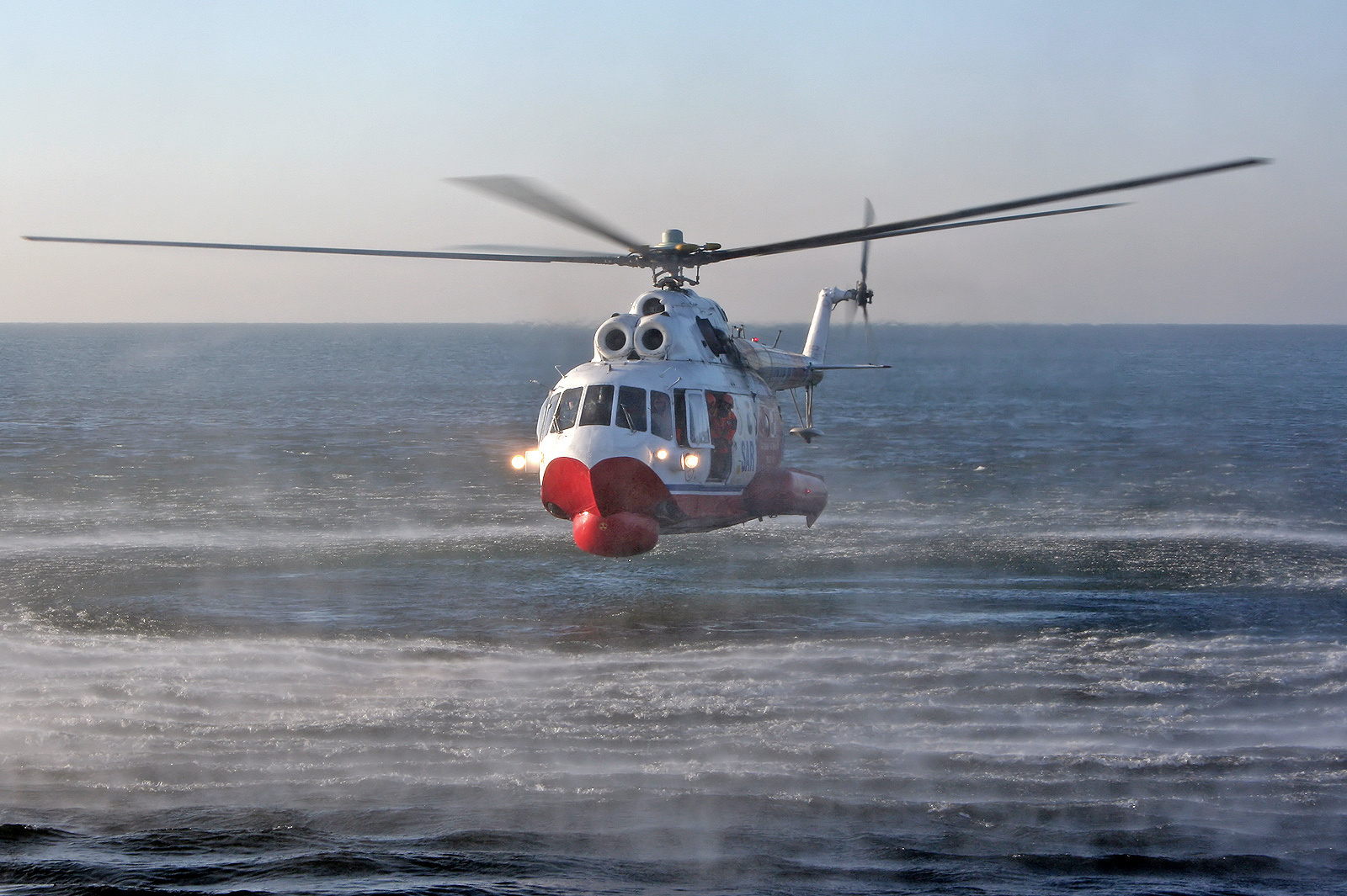 water Helicopters Mil vehicles HD Wallpaper