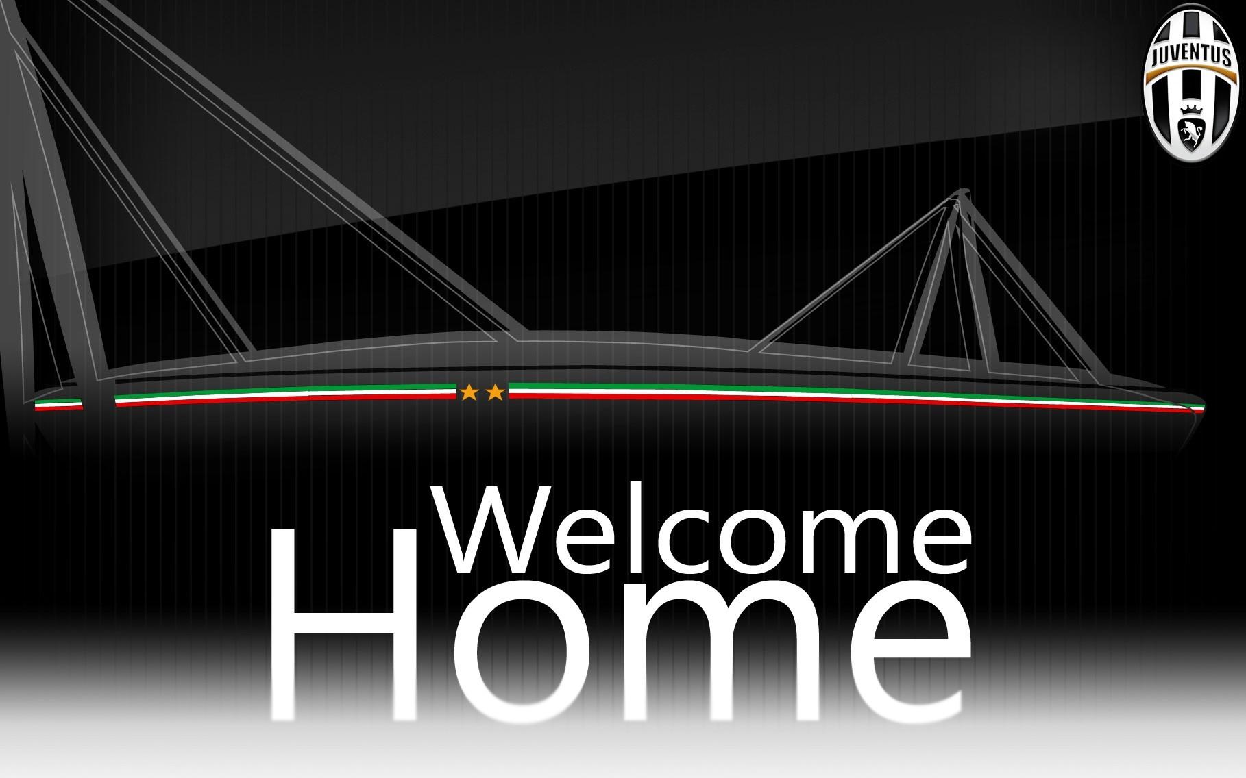 welcome home stadium juve welcome home stadium juve