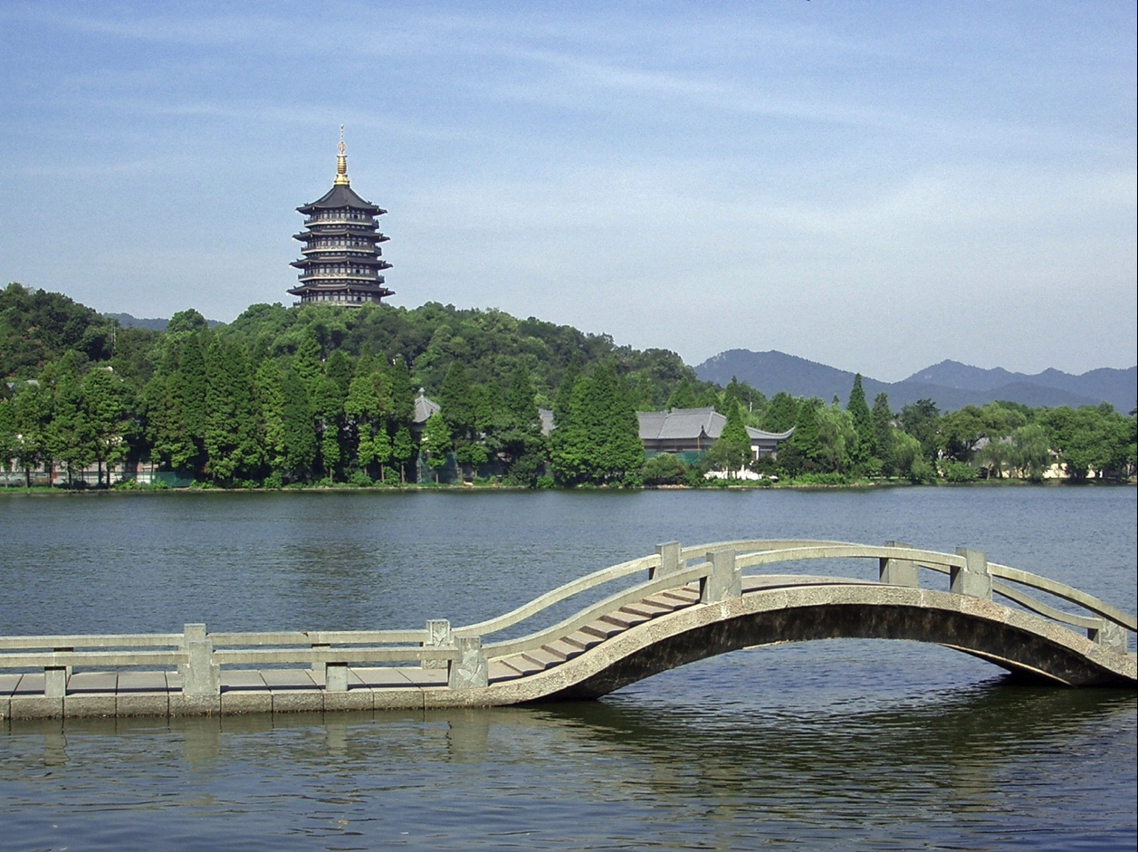 West Lake hangzhou high HD Wallpaper