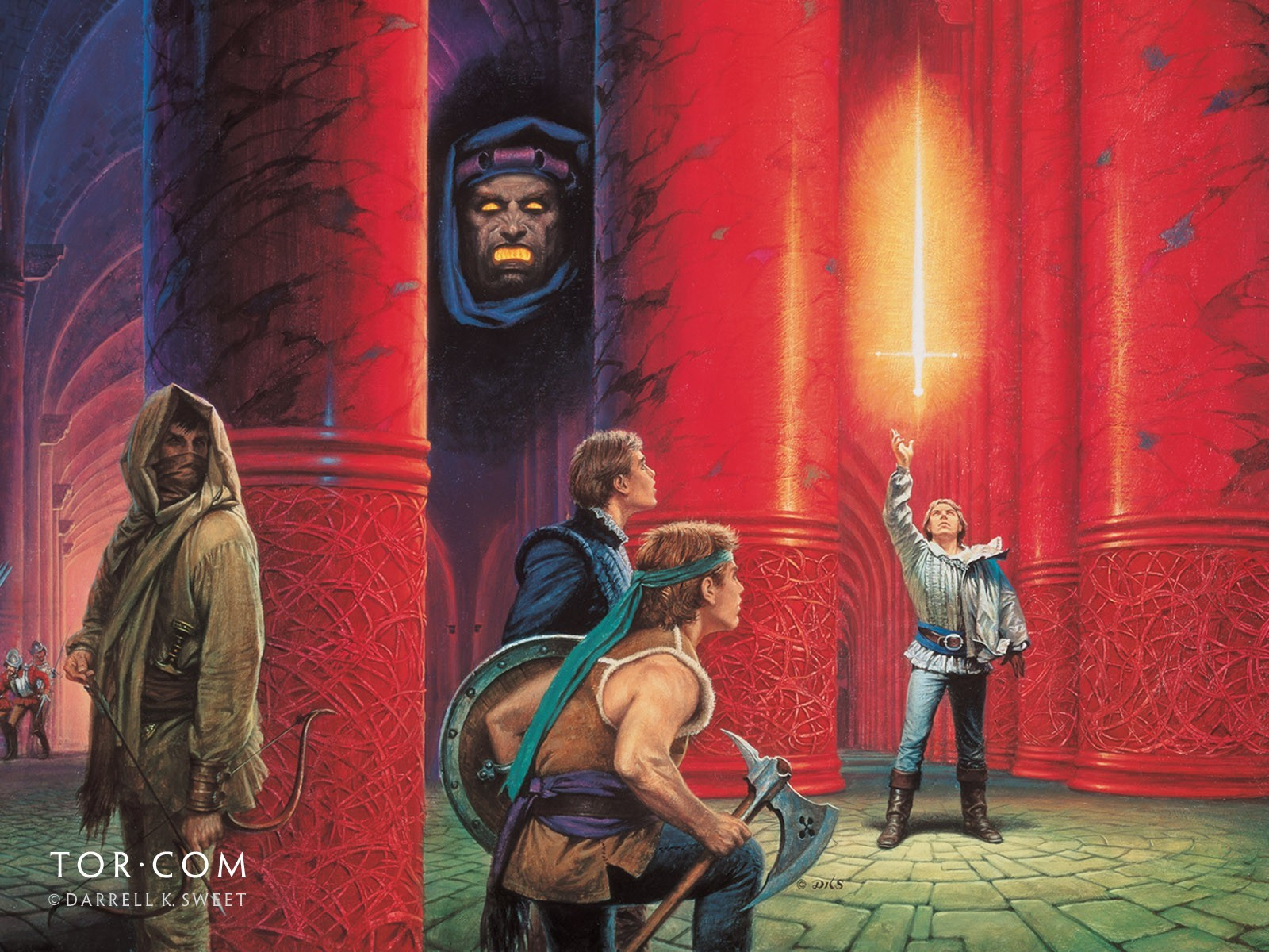 wheel of time Challenge HD Wallpaper