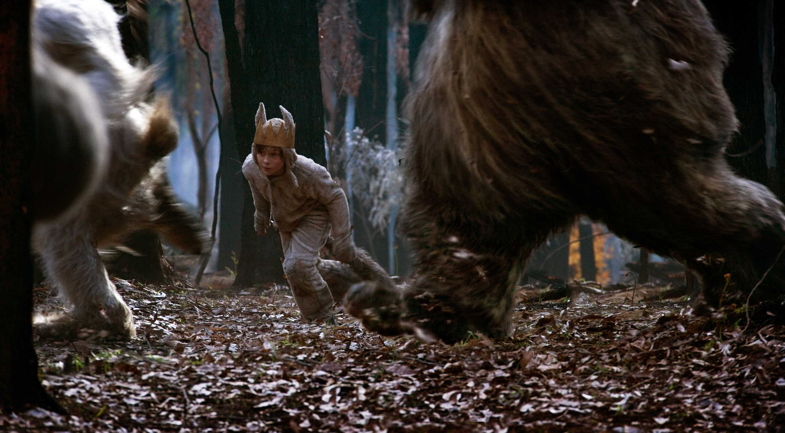 where The Wild things HD Wallpaper