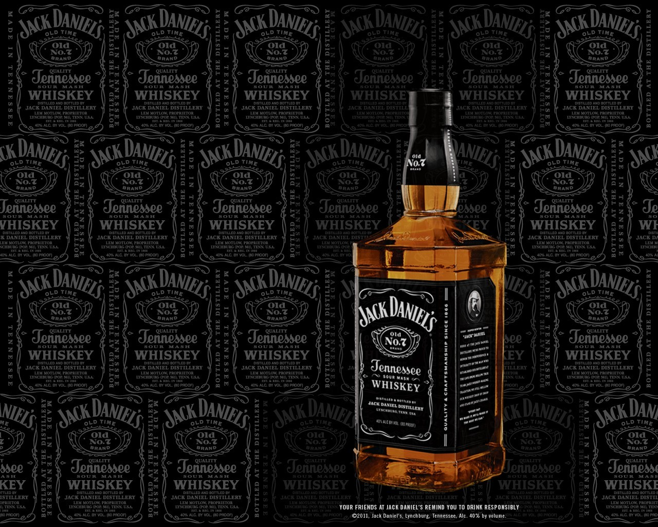 whiskey jack daniels HD Wallpaper