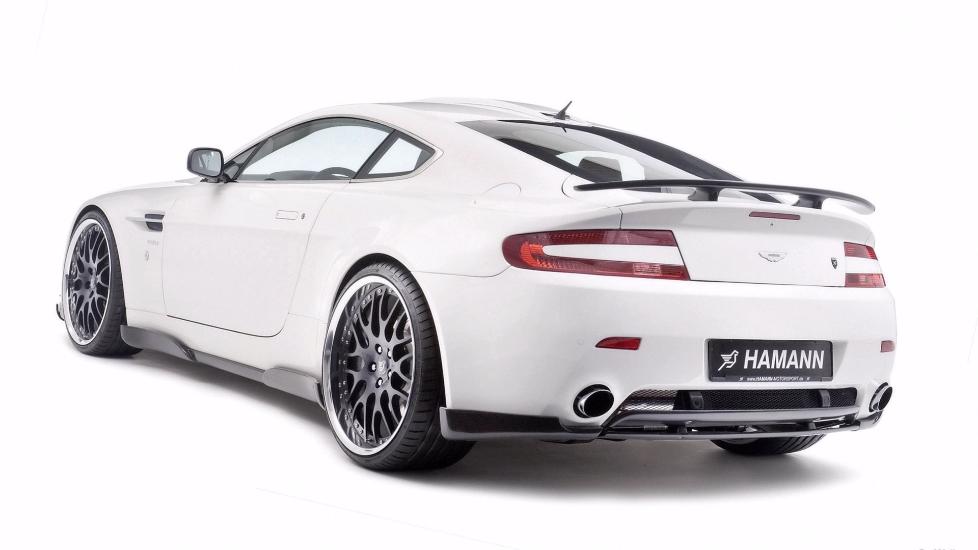 white cars Aston Martin HD Wallpaper