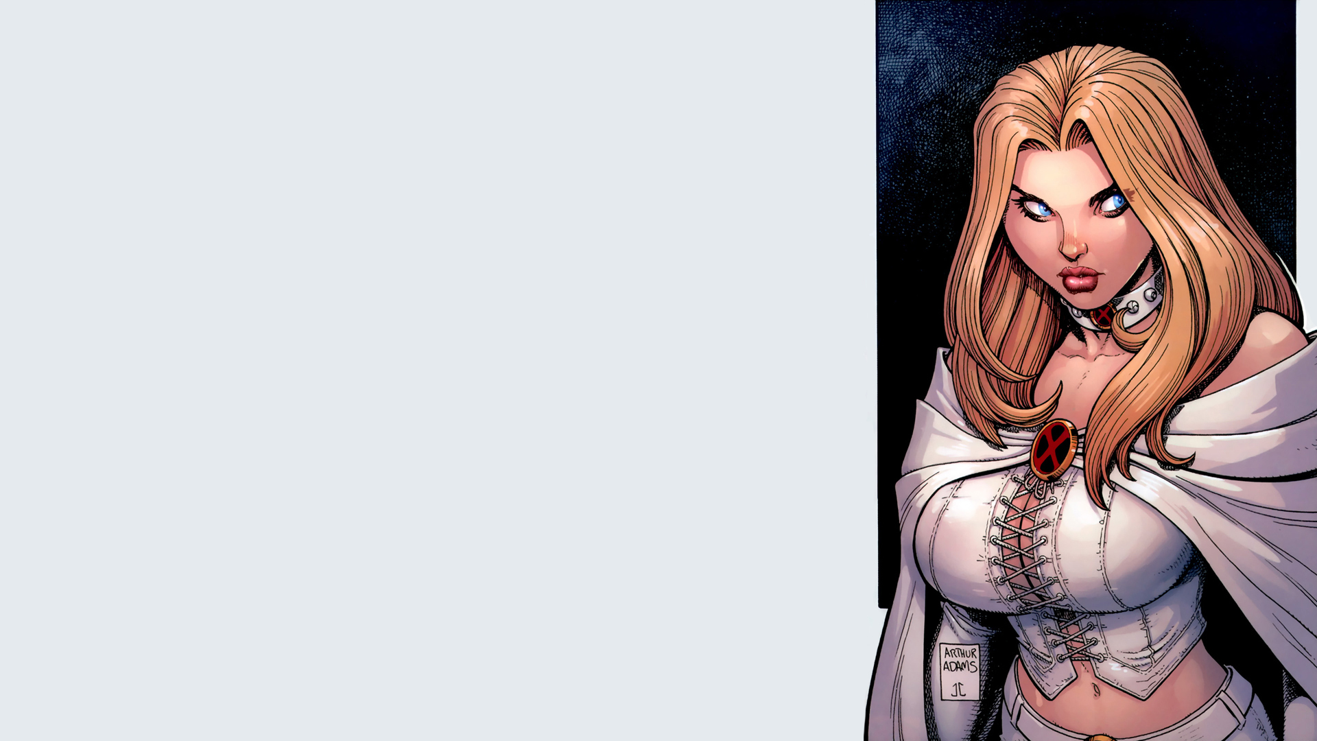 White Queen marvel comics