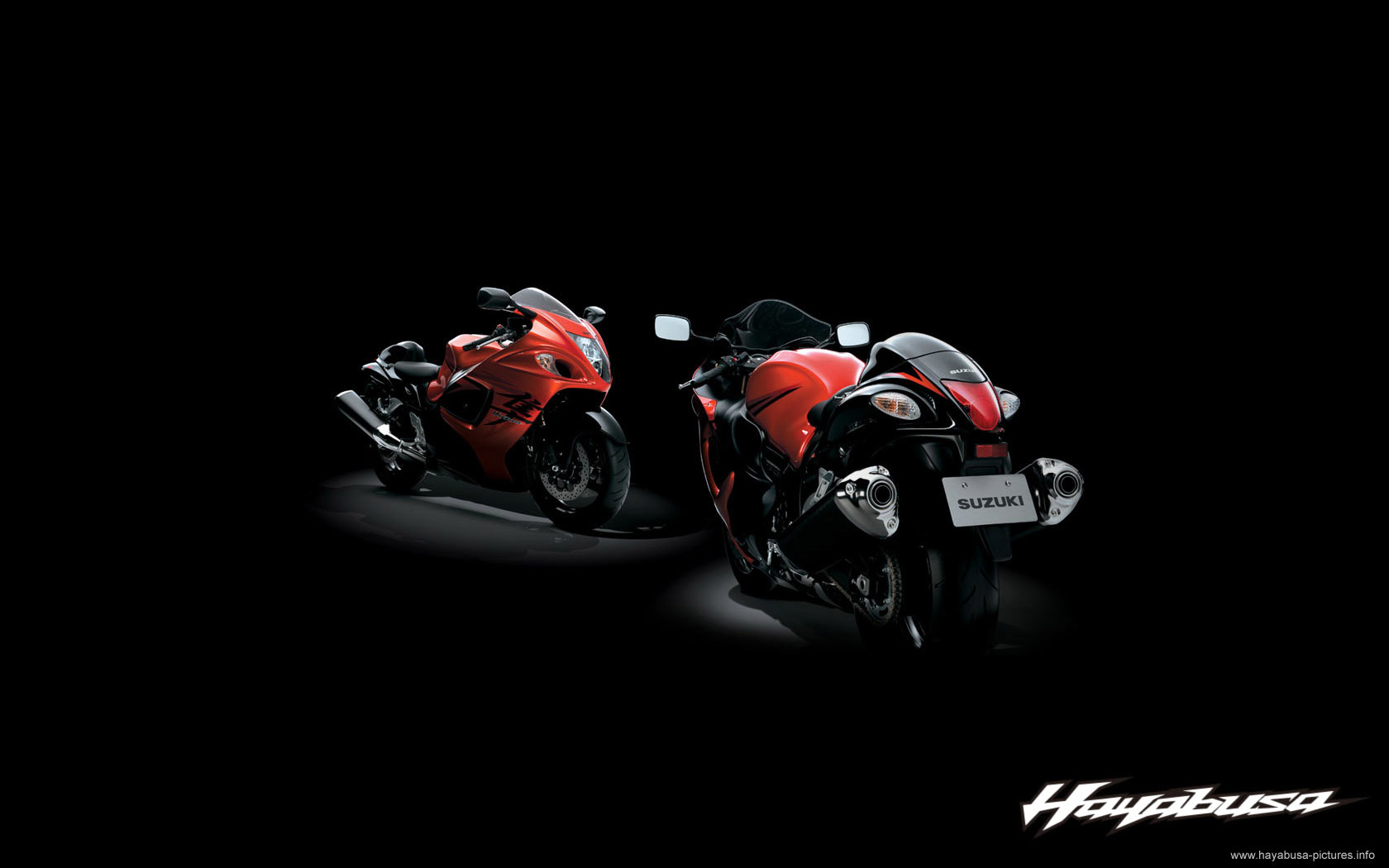 suzuki hayabusa wide motorcycle widescreen HD Wallpaper of Bikes ...