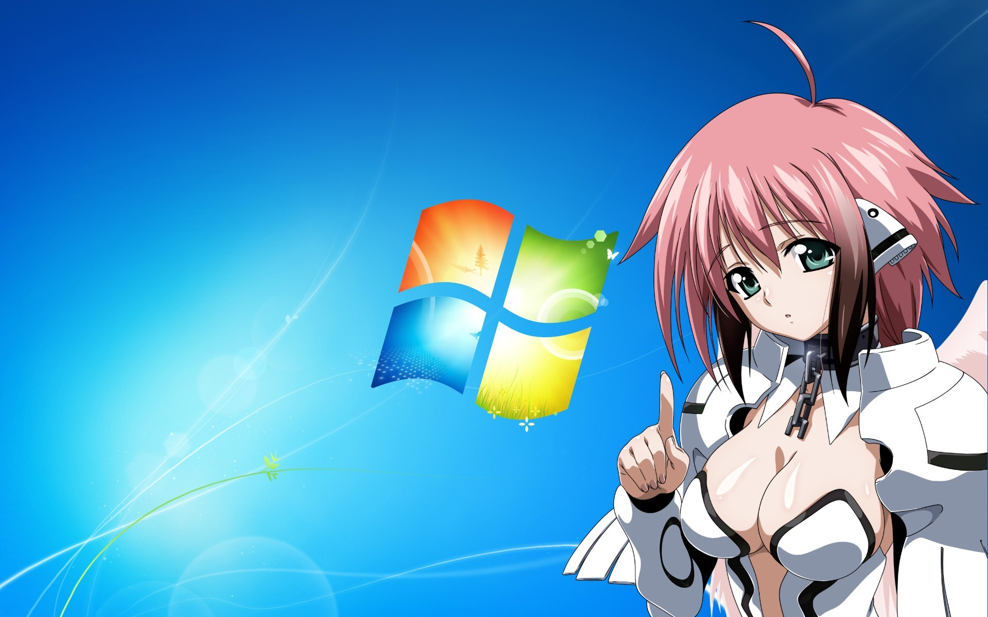 windows 7 sora no HD Wallpaper