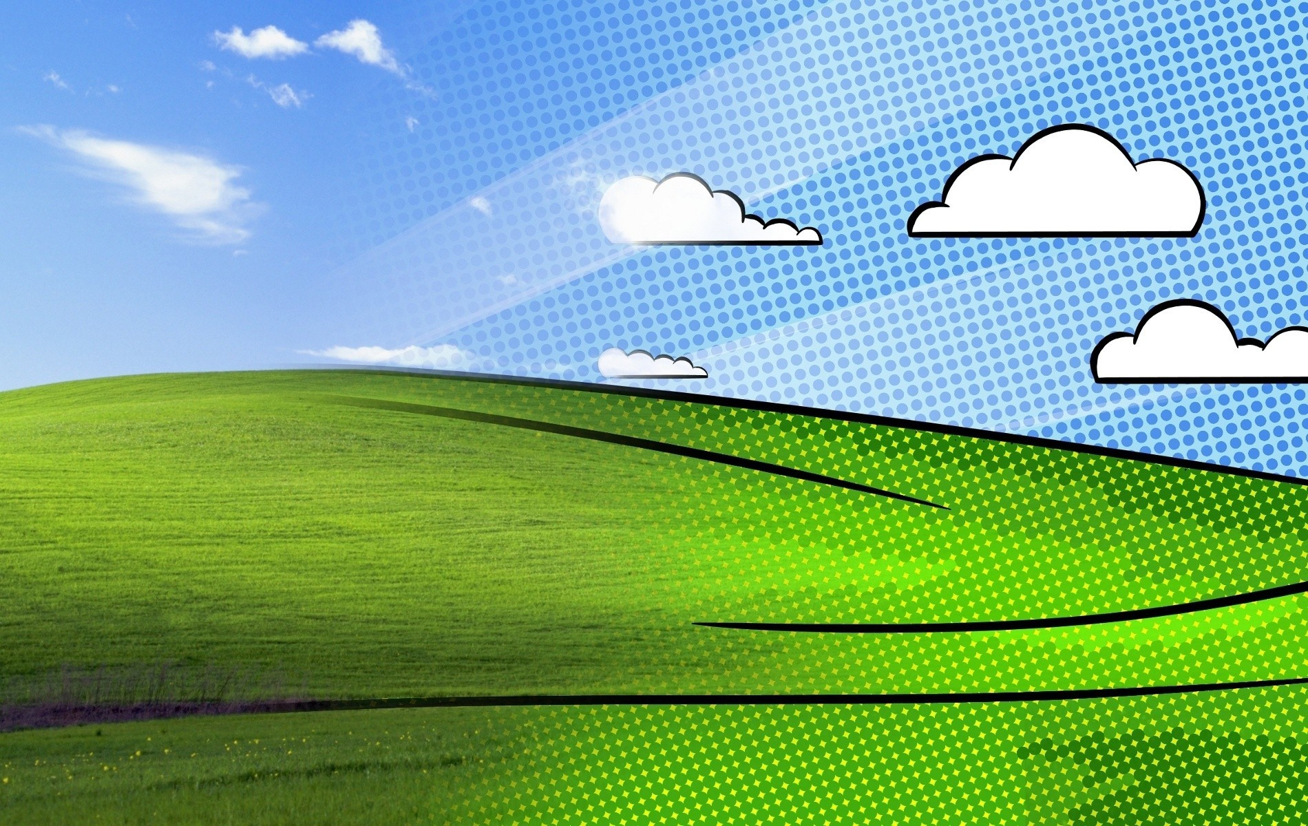 windows xp microsoft windows HD Wallpaper