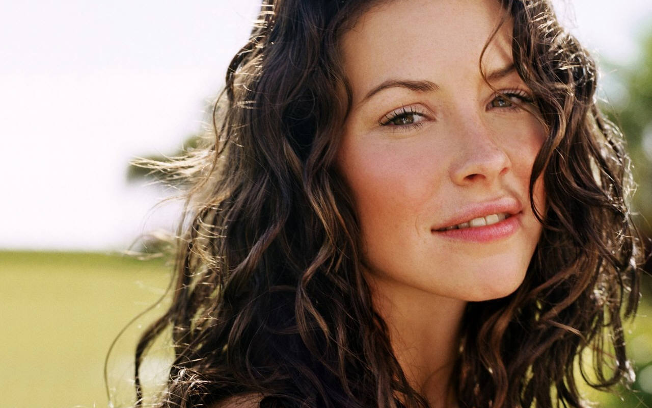 woman Actress evangeline lilly HD Wallpaper