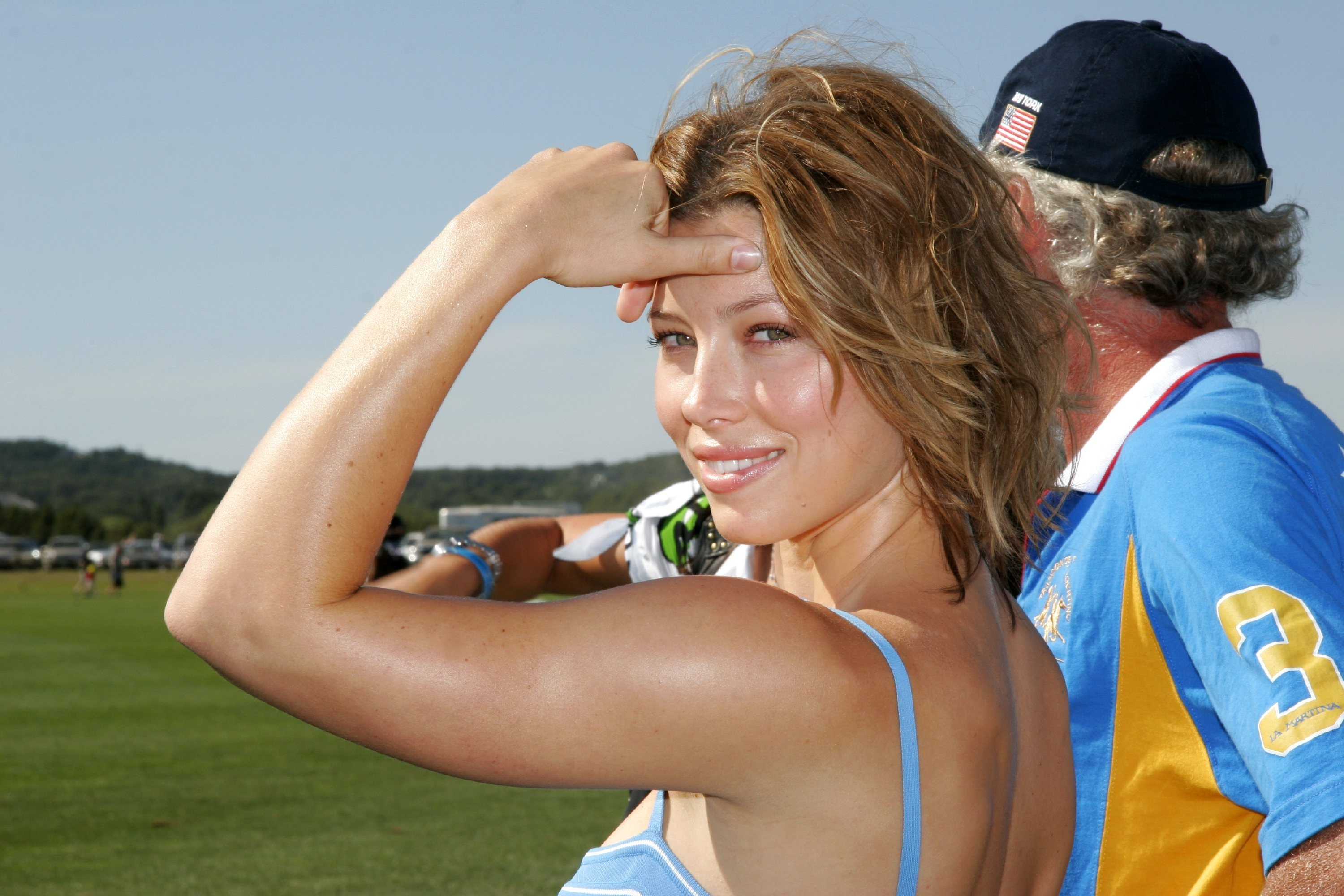 woman Actress Jessica Biel HD Wallpaper