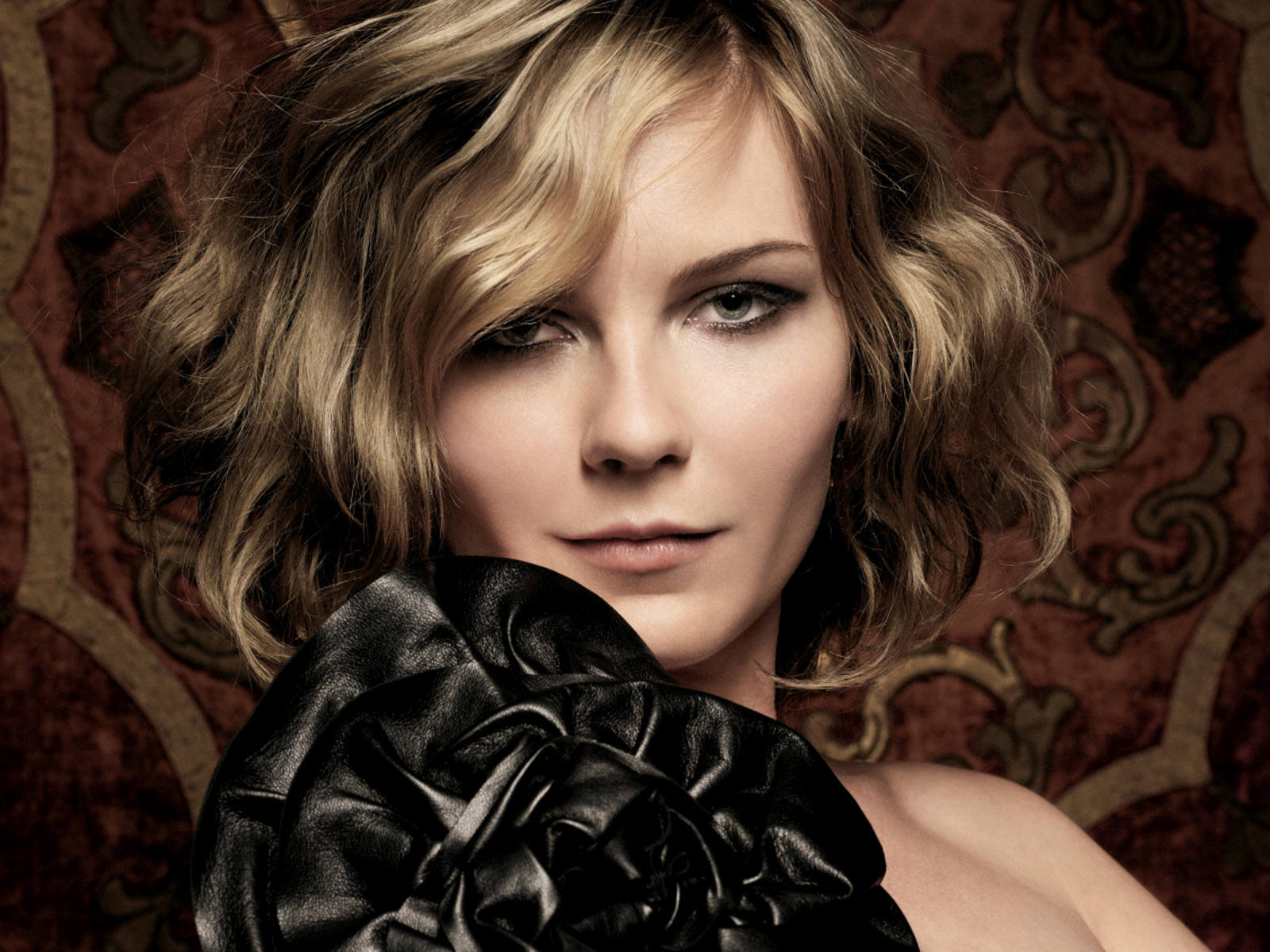 woman Actress Kirsten Dunst HD Wallpaper