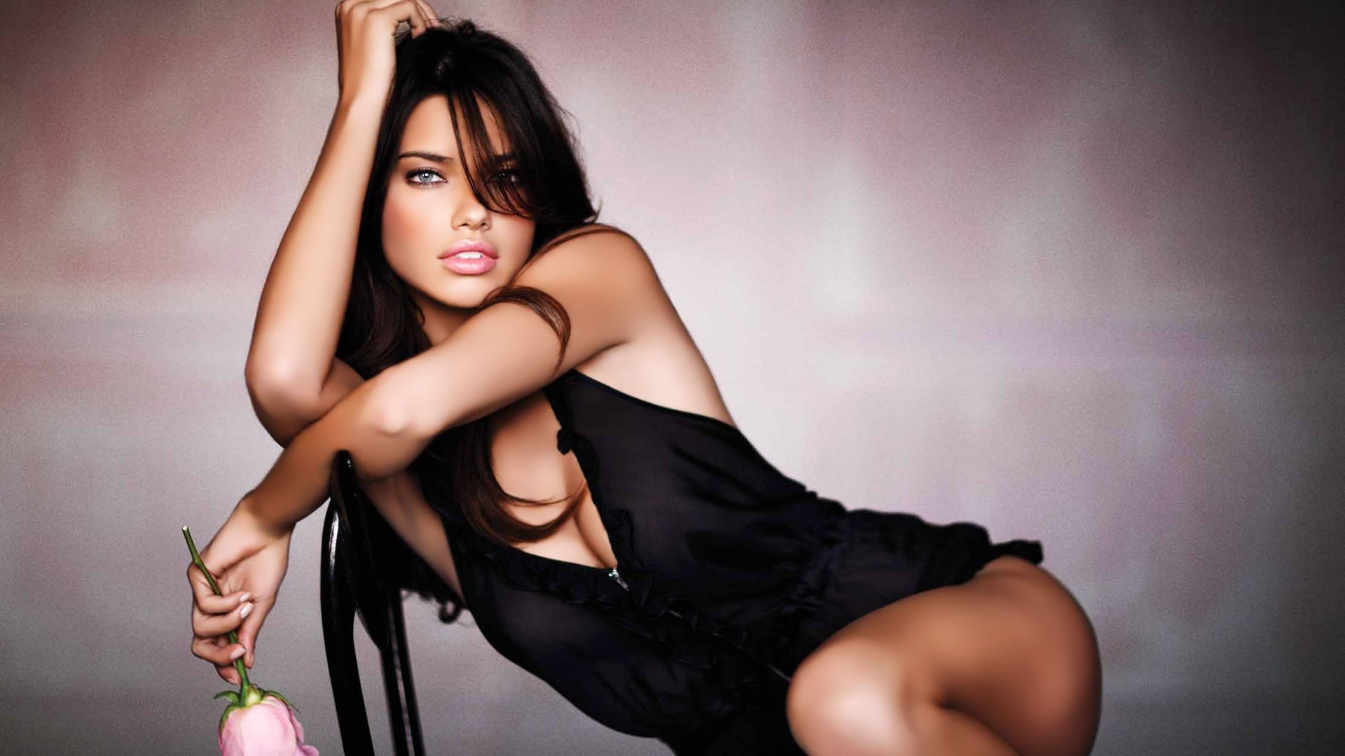 woman adriana lima HD Wallpaper