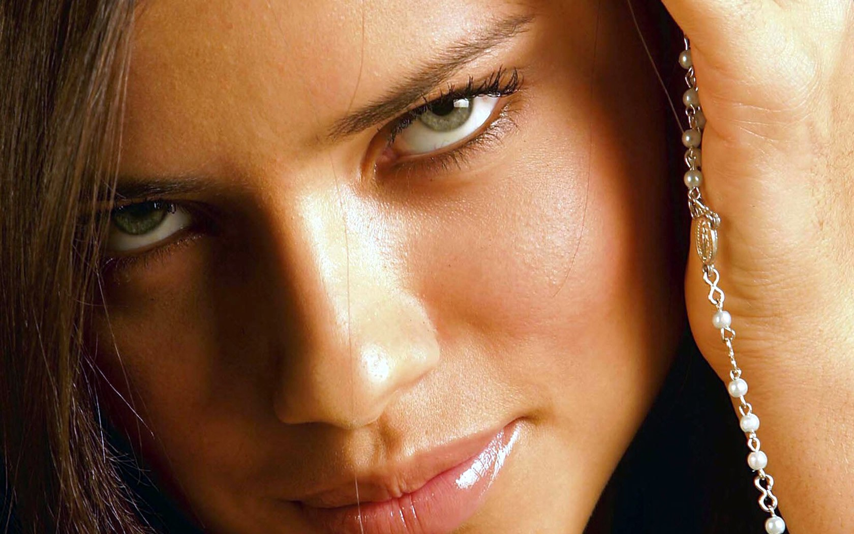 woman adriana lima supermodels HD Wallpaper