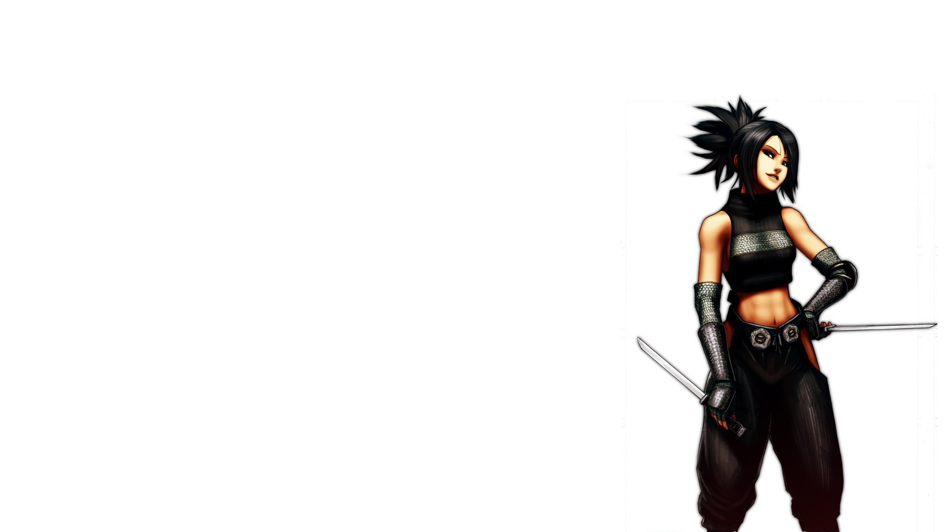 woman artwork tenchu Ayame HD Wallpaper