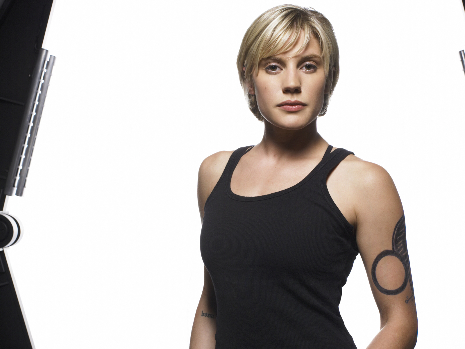 woman battlestar galactica katee HD Wallpaper