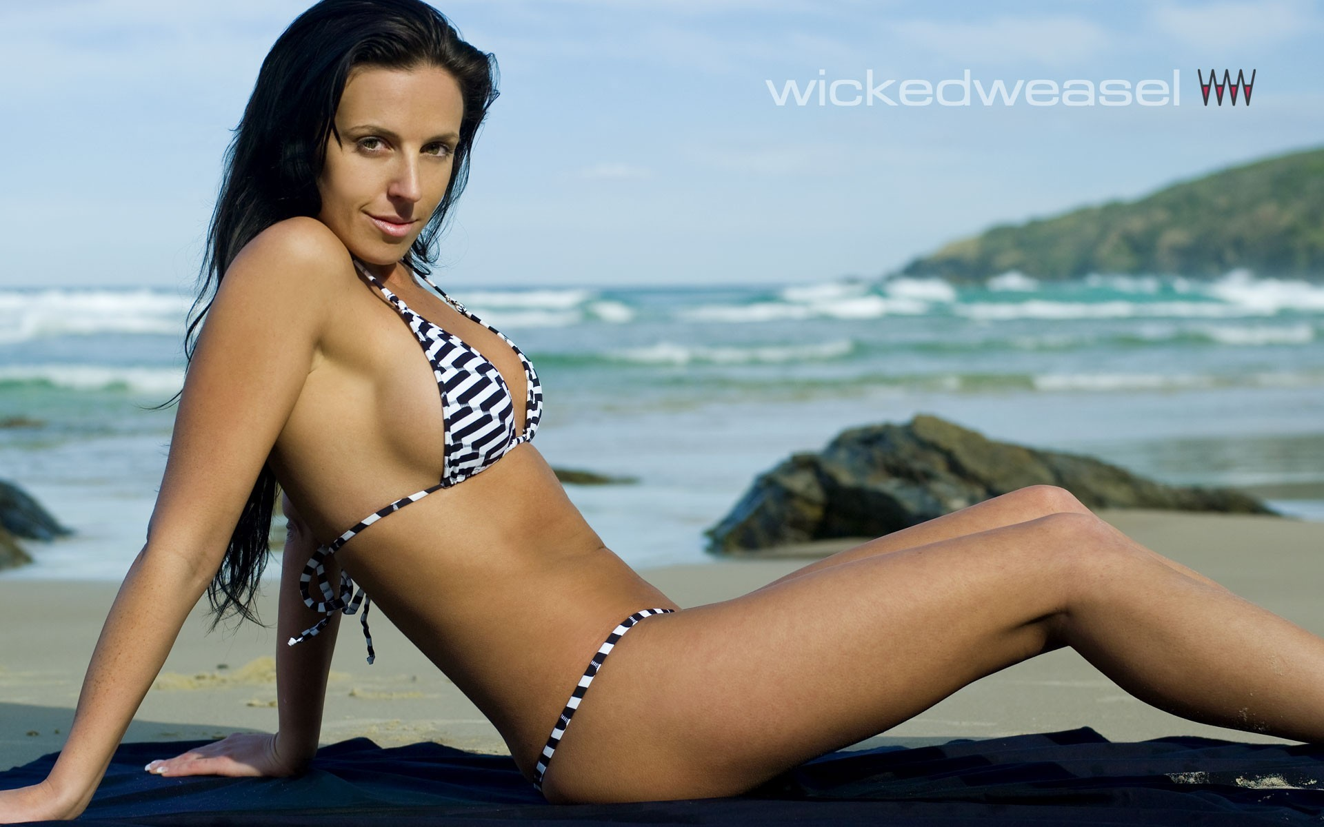 woman bikini Wicked Weasel