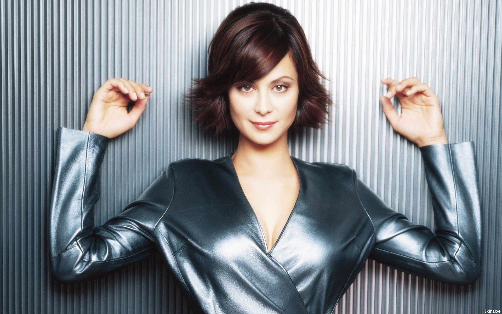 woman Catherine Bell HD Wallpaper