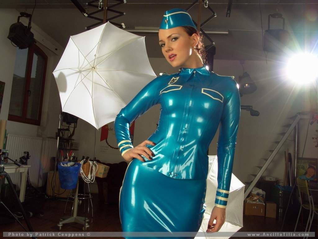 woman cosplay fetish latex HD Wallpaper