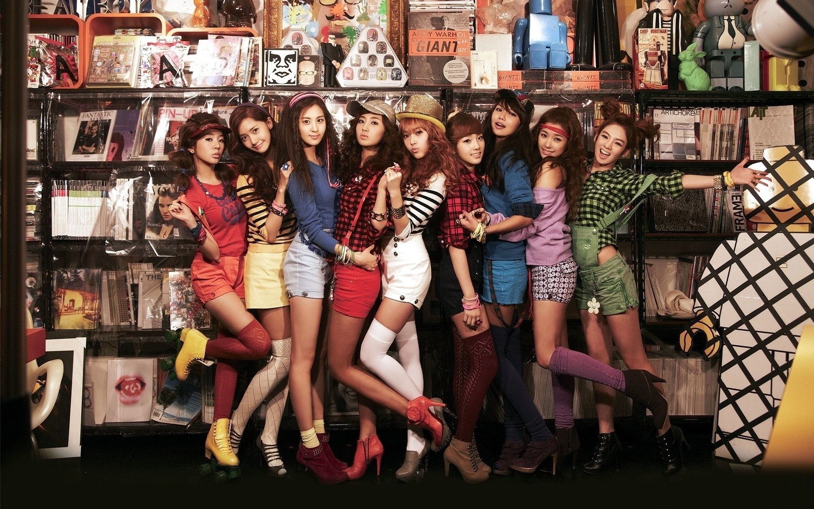 woman Girls Generation SNSD