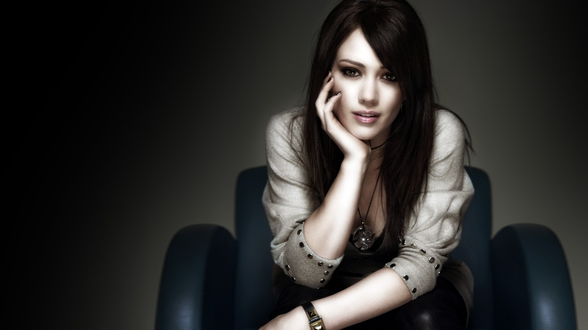 woman Hilary Duff singers HD Wallpaper