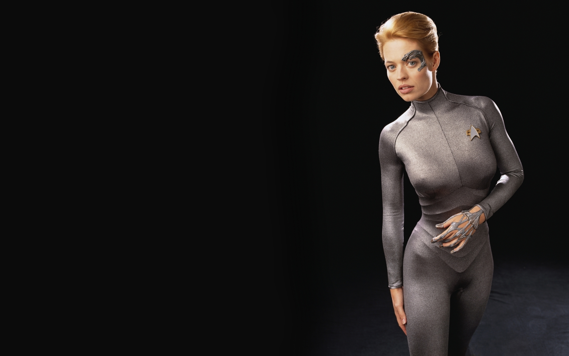woman Jeri Ryan Seven
