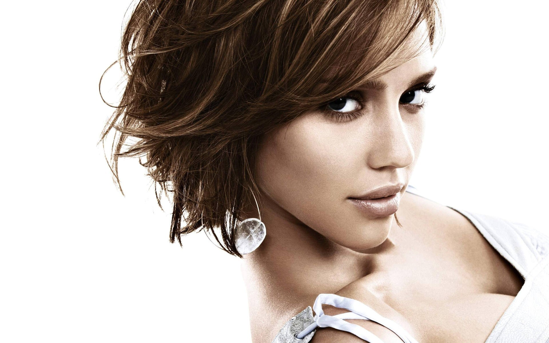 woman Jessica Alba Actress HD Wallpaper