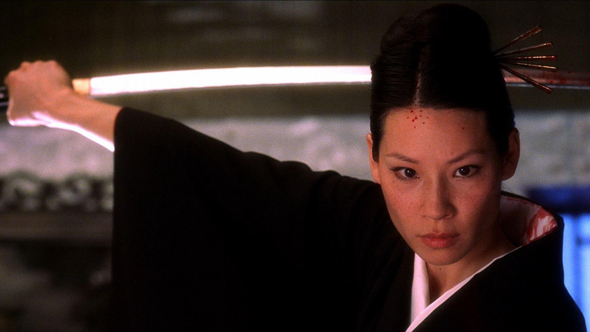 woman Katana Kill Bill HD Wallpaper