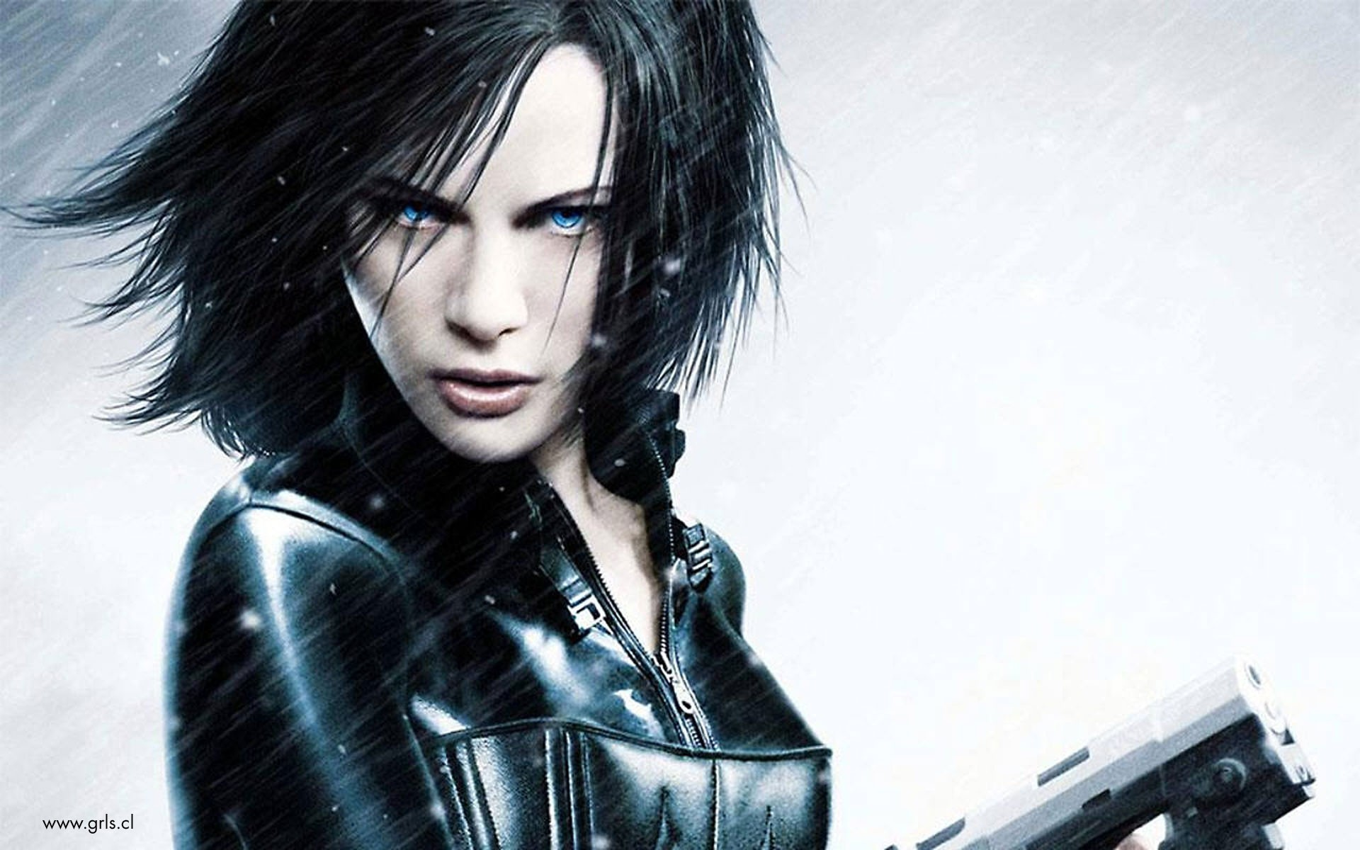 woman Kate Beckinsale underworld HD Wallpaper