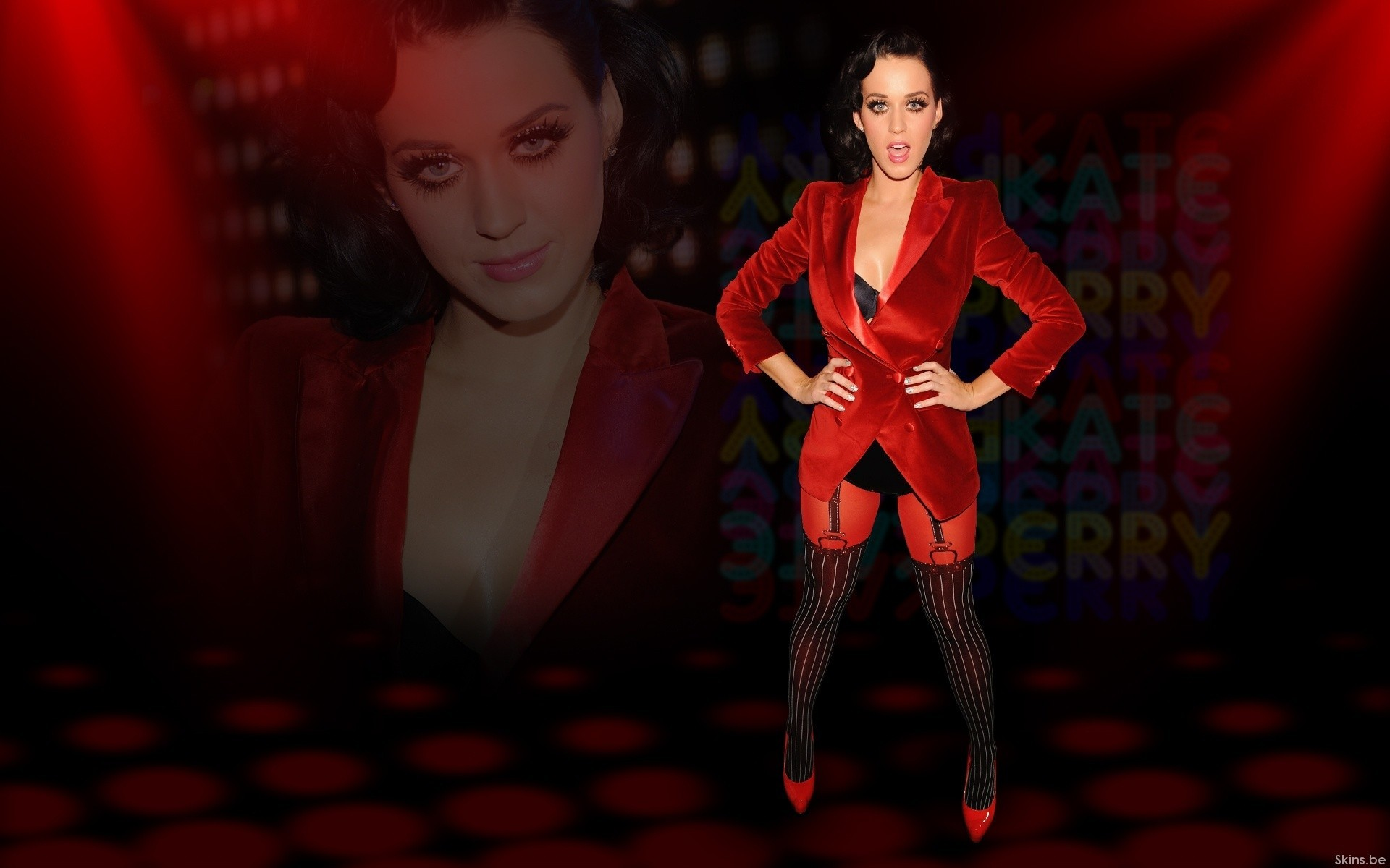 woman katy perry singers HD Wallpaper