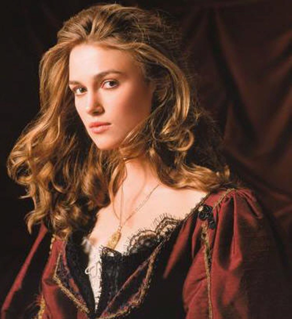 woman Keira Knightley Pirates HD Wallpaper
