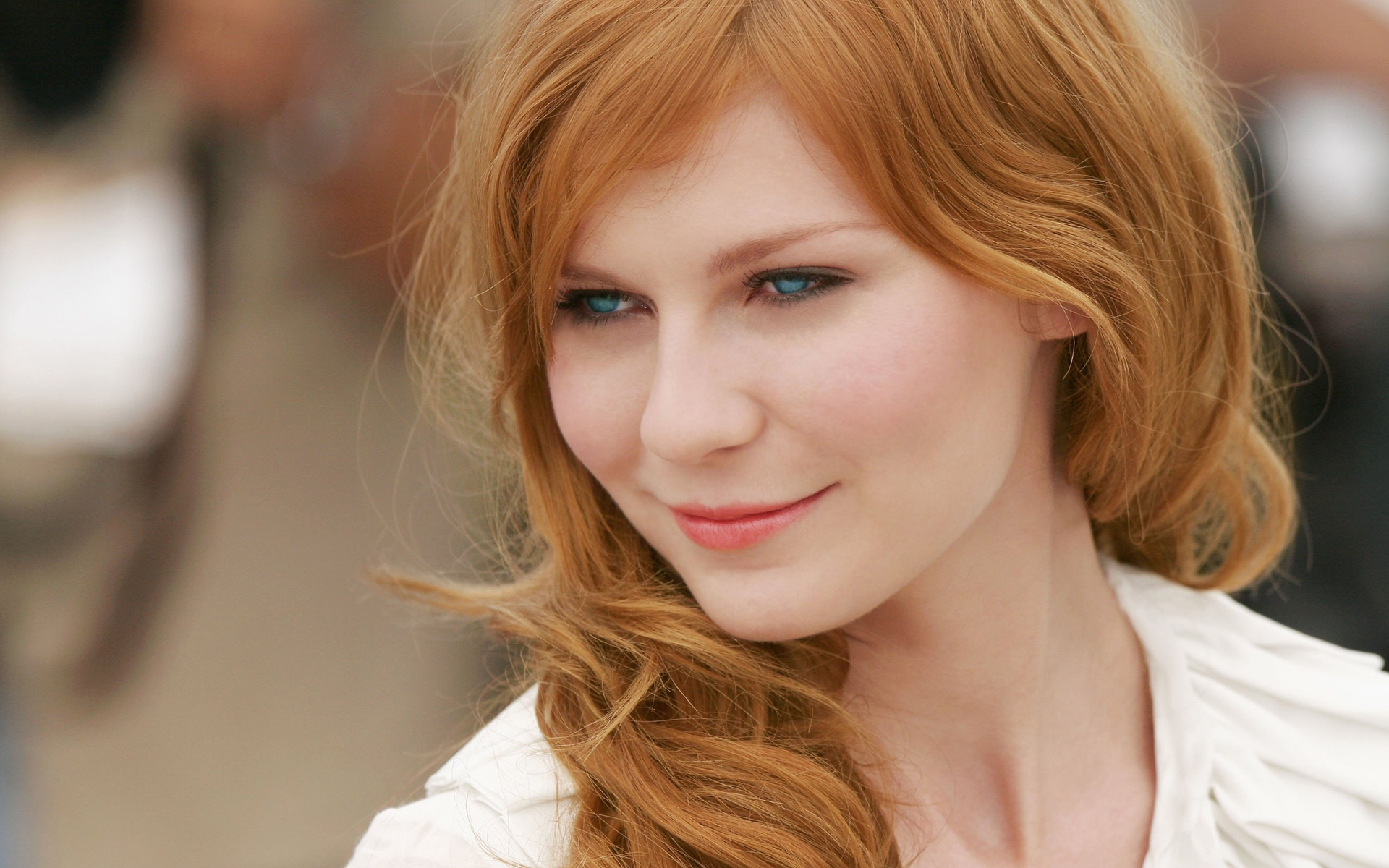 woman Kirsten Dunst HD Wallpaper
