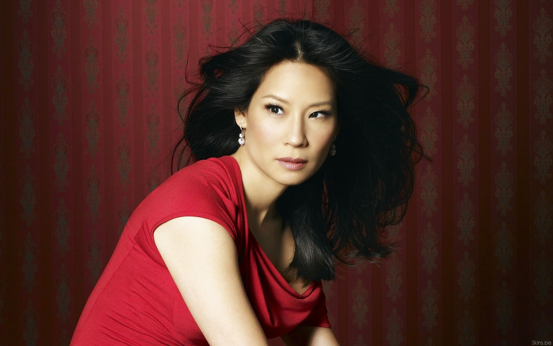 woman Lucy Liu HD Wallpaper