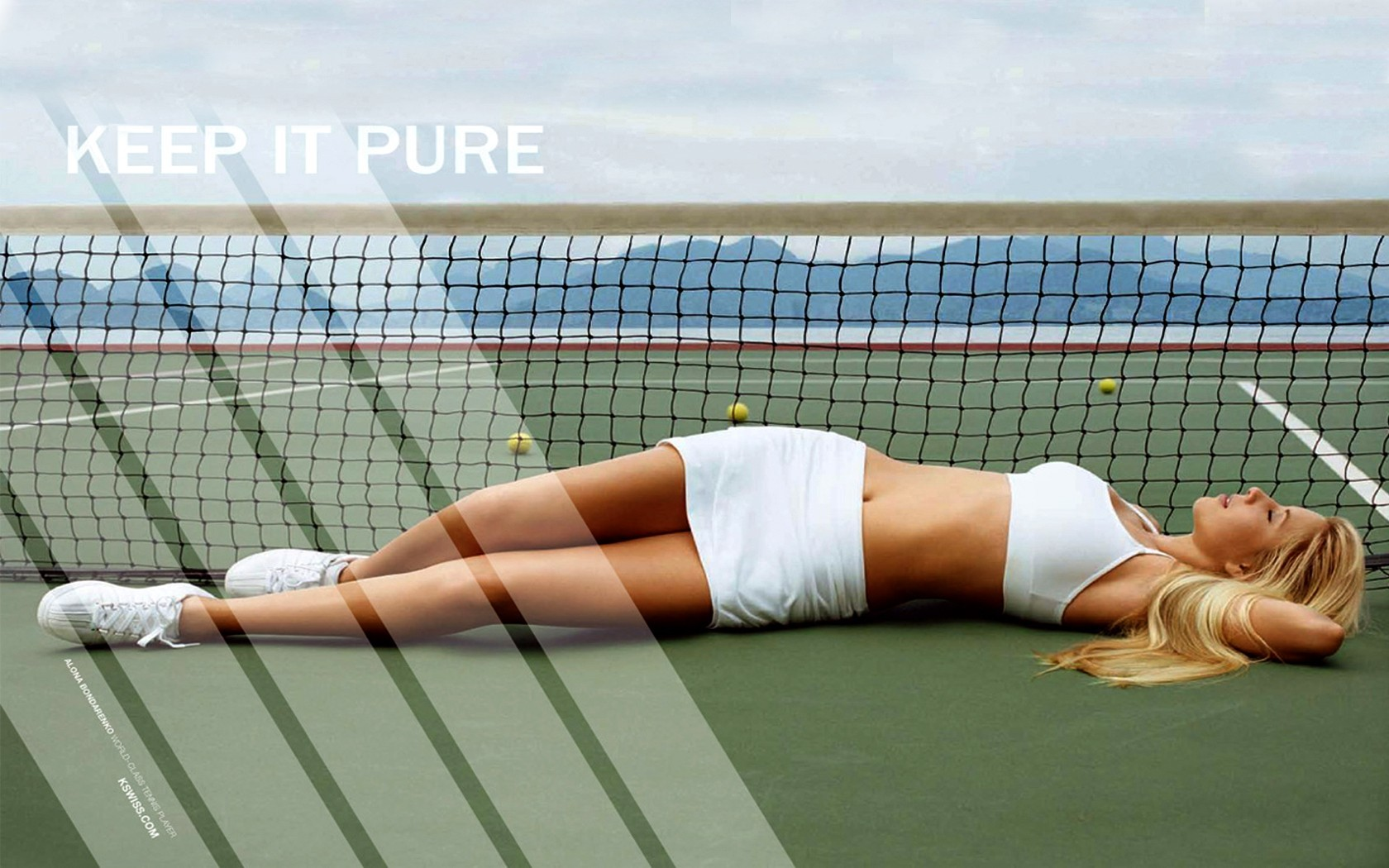 woman maria sharapova tennis HD Wallpaper