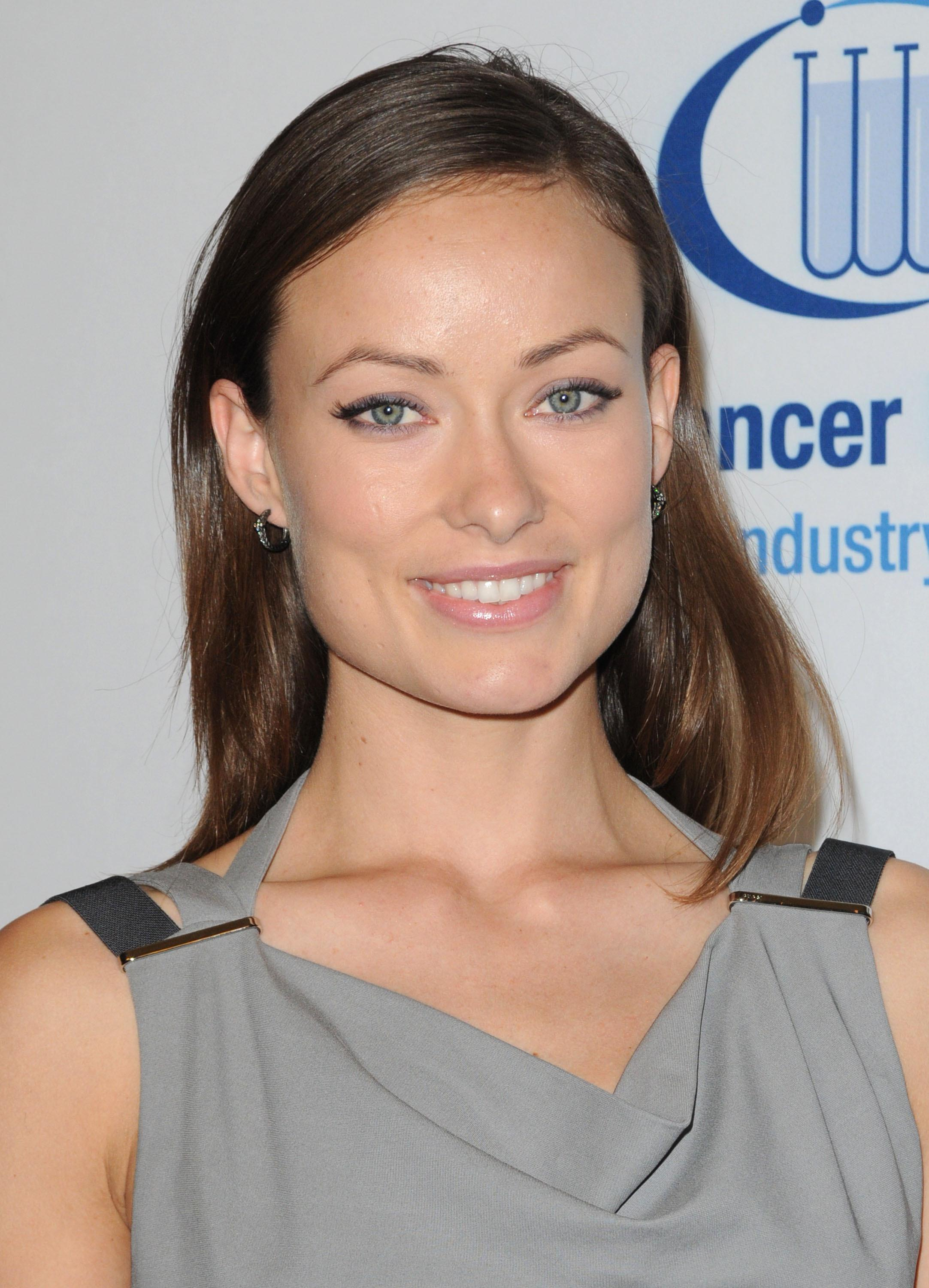 woman Olivia Wilde brunettes