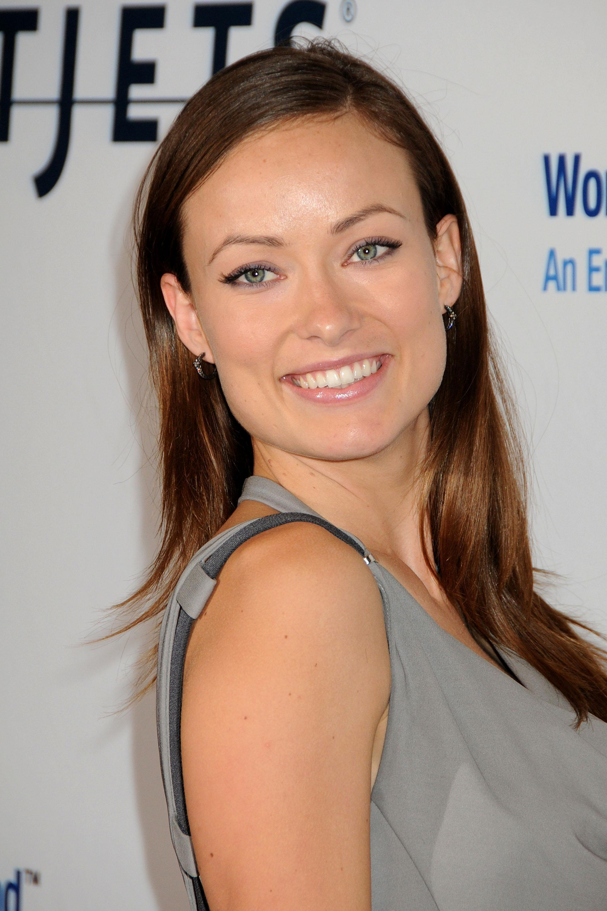 woman Olivia Wilde brunettes HD Wallpaper