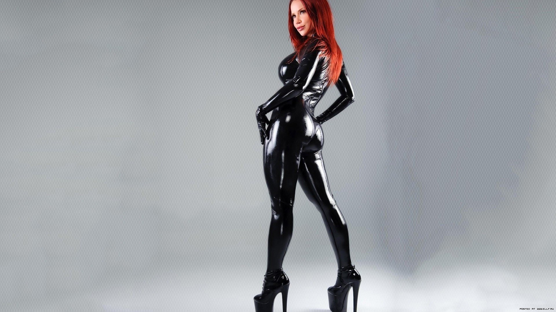 woman redheads Bianca Beauchamp HD Wallpaper